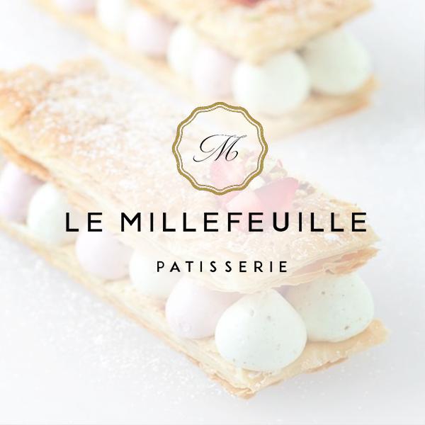 Le Millefeuille heeft een ruim assortiment !